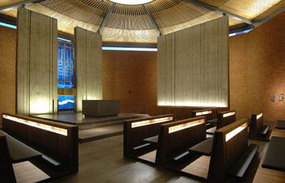 Seminarkapelle - Innenansicht